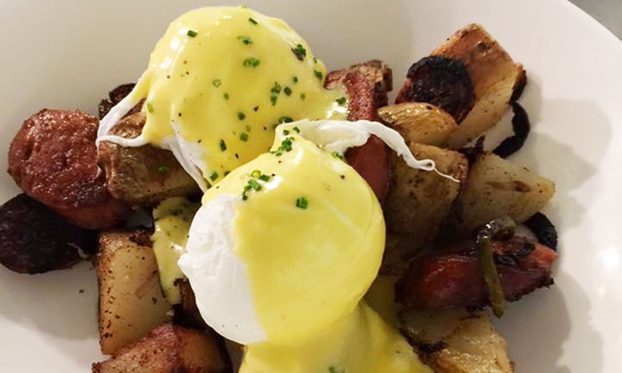 Orlean Market - Marshall: Breakfast and Coffee or Lunch for Two, or Platter Package at Orlean Market (Up to 46% Off)