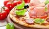 Aromatyczna pizza do wyboru