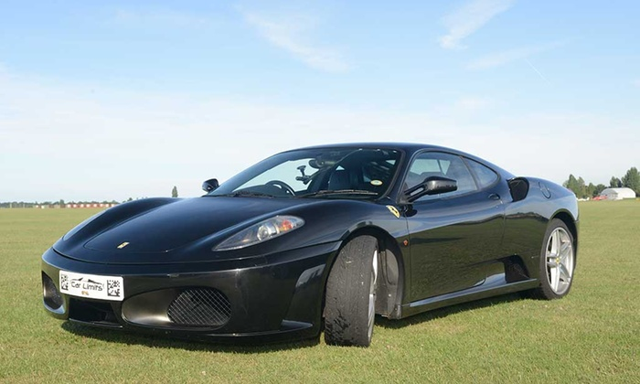 Experience Limits - Blyton: Ferrari Experience at Experience Limits