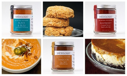 $5 for $10 Worth of Gourmet Food  Spiceologist