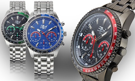 32 Degrees Men's Tundra Chronograph Watches