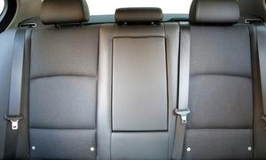 Autowäsche Dortmund: Ozonbehandlung, Dachhimmel-, Polster- oder Cabriodach-Reinigung bei Autowäsche Dortmund (bis zu 70% sparen*)