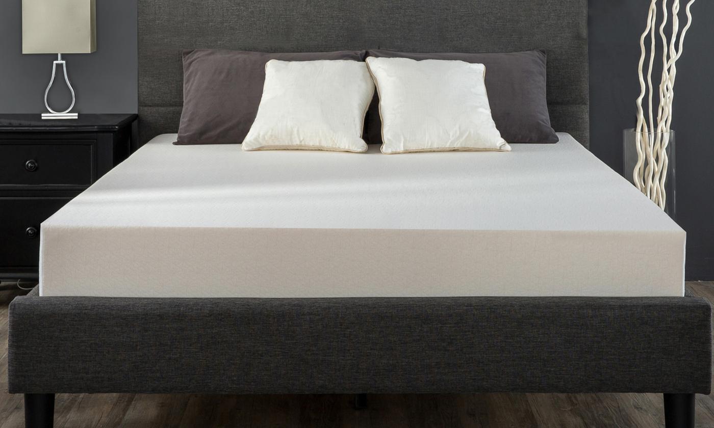 cool max memory foam mattress