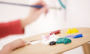 Up to 58% Off Canvas Painting Class at Whet Your Palette, plus 6.0% Cash Back from Ebates.