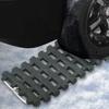 Heavy-Duty Rubber Tire Grip Track