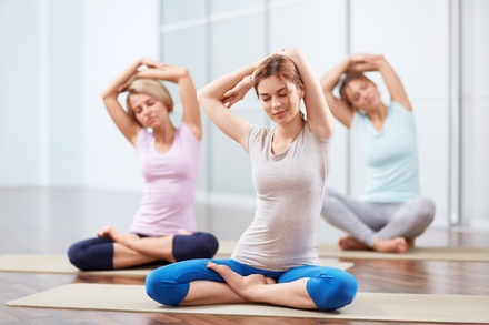 Eight Weeks of Unlimited Yoga Classes at Triple Crown MMA Elsmere (69% Off)