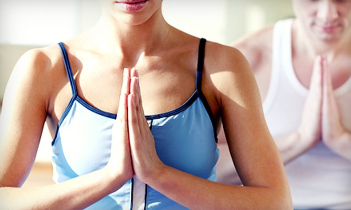 Sacred Garden Yoga - Marietta: 10 or 20 Classes at Sacred Garden Yoga in Marietta (Up to 74% Off)