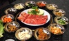 San-Su Korean BBQ Cuisine - Sycamore Hills: $15 for $30 Worth of Korean Dinner Cuisine at San-Su Korean BBQ