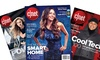 Blue Dolphin Magazines: $5 for a One-Year, Four-Issue Subscription to CNET Magazine from Blue Dolphin Magazines ($9.99 Value)