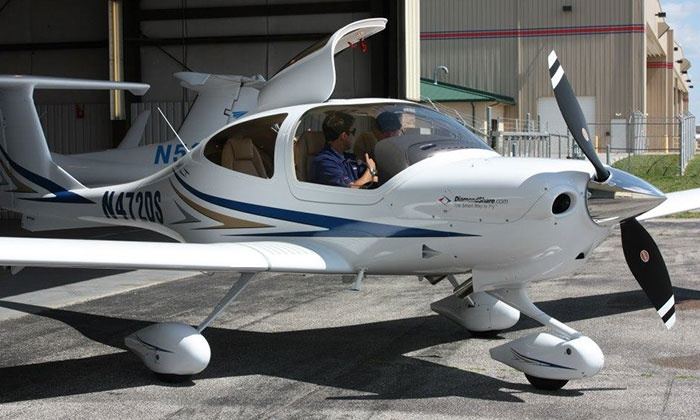 NexGen Aviation - Lexington-Fayette: Discovery Flight with Ground School and 30 Minutes of Flying for One or Two from NexGen Aviation (Up to 53% Off)