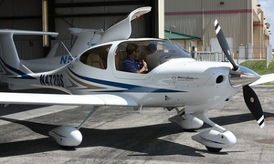 NexGen Aviation: Discovery Flight with Ground School and 30 Minutes of Flying for One or Two from NexGen Aviation (Up to 55% Off)