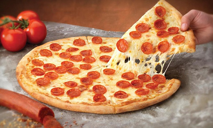 Jet's Pizza - Dunwoody Panhandle: $15 for $30 Worth of Pizza, Subs, Wings, and Salads at Jet's Pizza