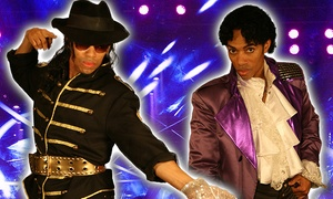 Pop Kings: Pop Kings: Tribute To Michael Jackson & Prince on Saturday, May 21, at 10 p.m.