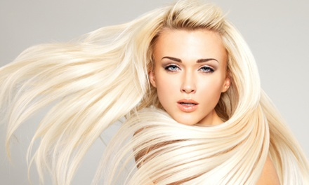 Aveda Salon Packages at Salon Von De Beauty Bar (Up to 62% Off). Four Options Available.