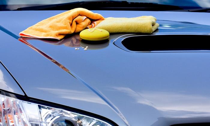 Car Wash New Fairfield Ct