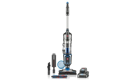 Hoover Cordless WindTunnel 3 Upright Vacuum Cleaner
