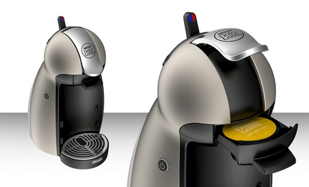 Nescafé Dolce Gusto Piccolo Single-Serve Coffeemaker (EDG200T).