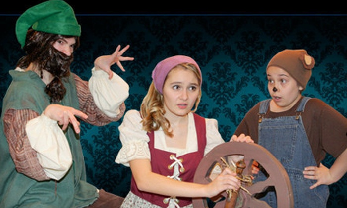 Artie's Playhouse - Bellaire Park: Children's Theatrical Performance with Popcorn for Two, Four, or Six at Artie's Playhouse (Up to 54% Off)