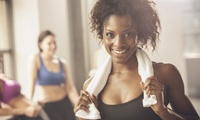 One- or Three-Month Gym Membership with Unlimited Class Entries at Fit4less Hatfield