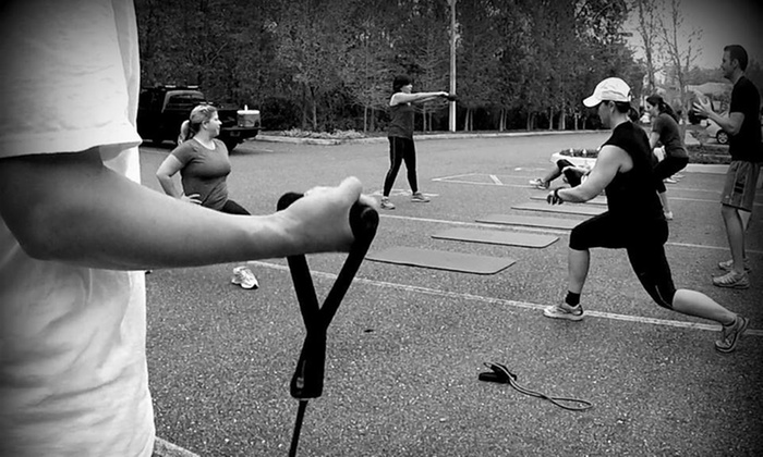 Workout With Cameron - Trinity: 10 Boot-Camp Classes at Workout With Cameron Personal Training (45% Off)