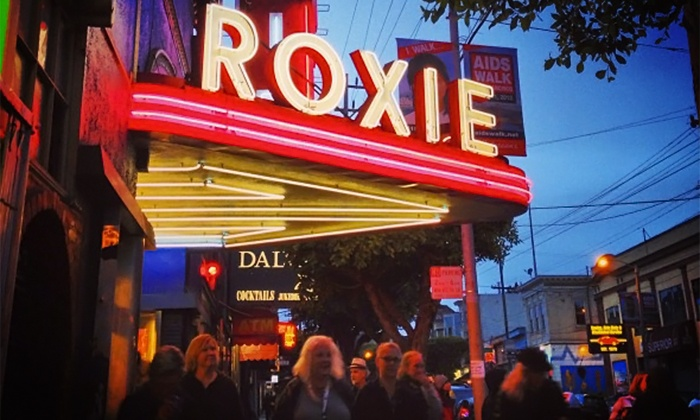 Roxie Theater - Mission Dolores: $12 for a Movie for Two at Roxie Theater (Up to $20 Value)