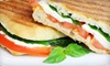 The Point Cafe - Harbor Village: $15 for $30 Worth of Café Fare During Dinner at The Point Cafe in Pompano Beach