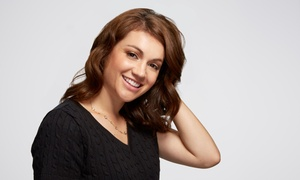 Nicole at Glitz & Glam Beauty Parlor: Haircut Packages from Nicole at Glitz & Glam Beauty Parlor (52% Off). Three Options Available.