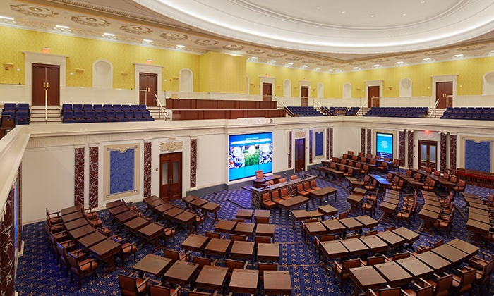 Edward M. Kennedy Institute for the United States Senate - Boston: Admission for One, Two, or Four to the Edward M. Kennedy Institute for the United States Senate (44% Off)