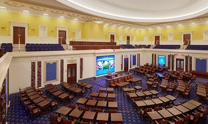 Edward M. Kennedy Institute for the United States Senate: Admission for One, Two, or Four to the Edward M. Kennedy Institute for the United States Senate (44% Off)