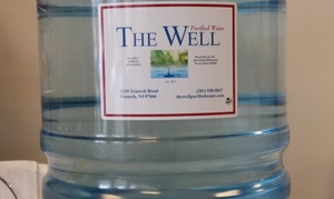 The Well Purified Water: $14 for $25 Worth of Water — The Well Purified Water