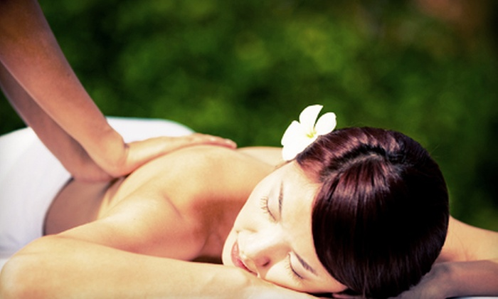 Nova Medical Spa & Laser Center - Gilroy: One or Two 60-Minute Aromatherapy or Coconut-Balm Massages at Nova Medical Spa & Laser Center (Up to 55% Off)