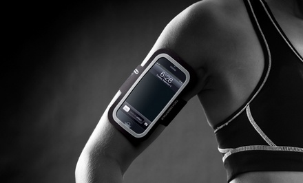 Merkury Innovations Motion Armband for iPhone or Galaxy S