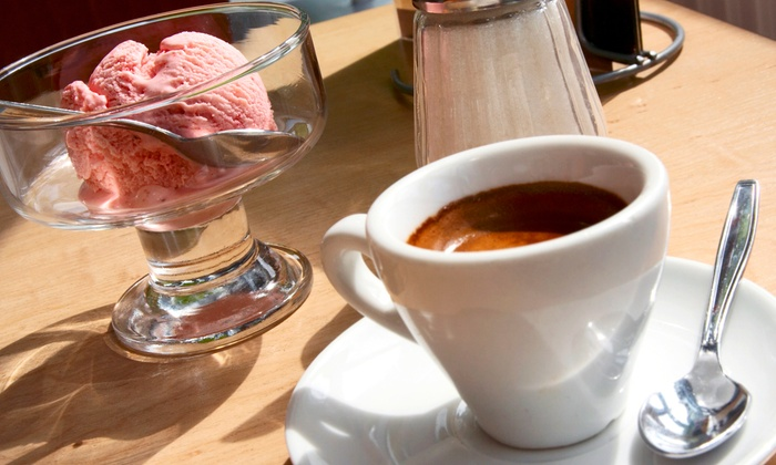 Paciugo Gelato & Caffe - Denver: $14 for a Punchcard for Five Small Orders of Gelato at Paciugo Gelato & Caffe ($21.55 Value)