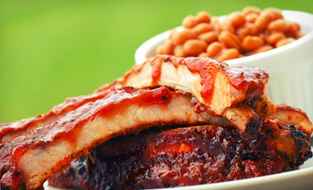 $10 for $20 Worth of Slow-Smoked Barbecue at Balboa Barbie-Q
