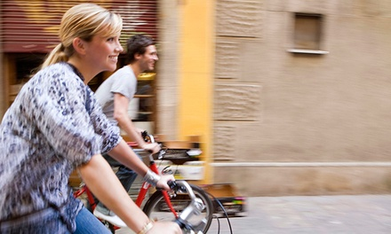 All-Day Bike Rental for Two or Four from Ride On Bikes (50% Off)