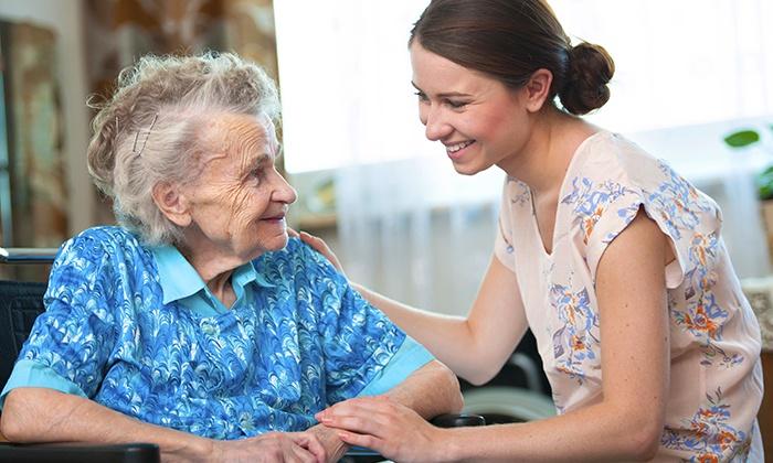 Aged care training in brisbane