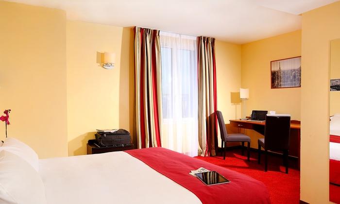 ste h tel l 39 elysee val d 39 europe de in serris ile de france groupon getaways. Black Bedroom Furniture Sets. Home Design Ideas