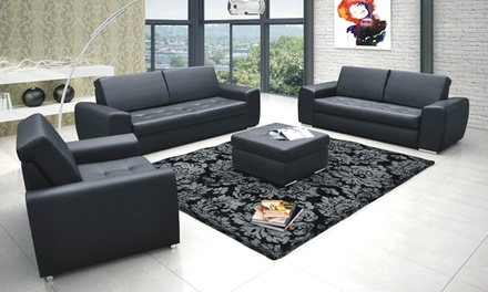 sofa royal in versch ausf hr groupon goods. Black Bedroom Furniture Sets. Home Design Ideas