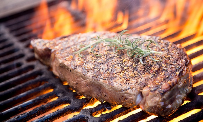 SteakAway - Northeast Pensacola: Steak Dinner for Two or Four with Optional Delivery for SteakAway (42% Off)