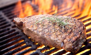 SteakAway: Steak Dinner for Two or Four with Optional Delivery for SteakAway (42% Off)