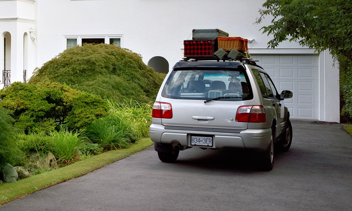 Terra Nova - Kitchener - Waterloo: Asphalt Crack Filling or Driveway Sealing from Terra Nova (Up to 68% Off)