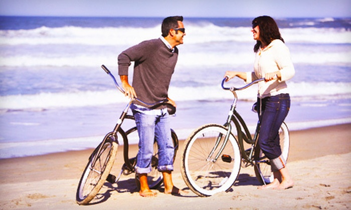Grease Monkeys - Downtown Miami: Four-Hour or a Full-Day Bike Rental from Grease Monkeys (Up to 60% Off)
