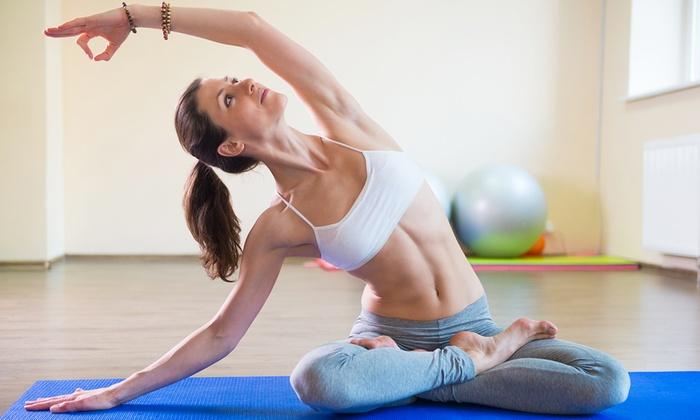 Origine Danza - Molinetto di Mazzano: 10 o 20 lezioni di un'ora a scelta tra fitness, yoga e Aerodance (sconto fino a 81%)