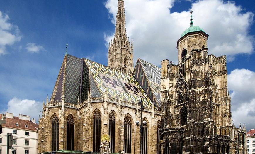 ✈ Vienne : 3 ou 4 nuits 4* avec petit déjeuner et vols A/R | Groupon  Getaways
