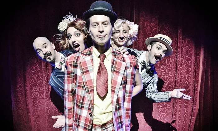 The Flim Flam Revue - Lucky Pierre's: The Flim Flam Revue at Lucky Pierre's Through September 30 (Up to 50% Off)