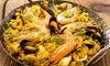 Ristorante Cohiba - Mesola (FE): Cena con 1 kg di paella valenciana e sangria da 29,90 €