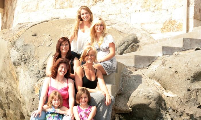 Lauren Saulnier Photography - San Diego: 60-Minute Family Photo Shoot from Lauren Saulnier Photography (70% Off)