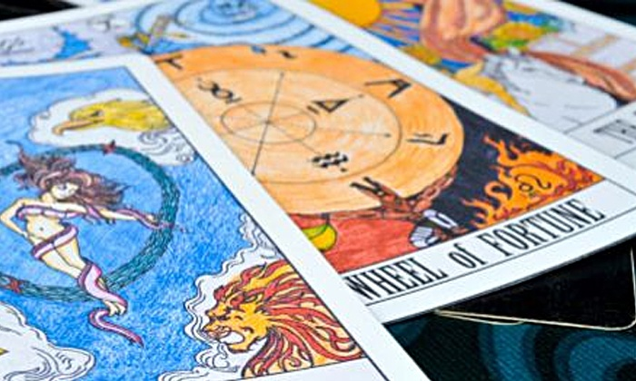 Psychic & Tarot Readings - Green Brook: 30-Minute Tarot-Card or Psychic Reading or Both at Psychic & Tarot Readings (Up to 67% Off)