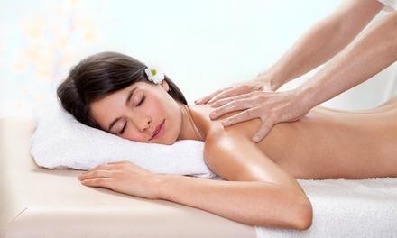Tres o cinco masajes a elegir entre varias disciplinas desde 29,90 €