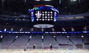 Rogers Arena Day Tours: Rogers Arena Tour for Two Adults or Two Adults and Two Kids from Rogers Arena Day Tours (Up to 33% Off)